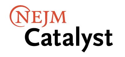 NEJM Catalyst Logo
