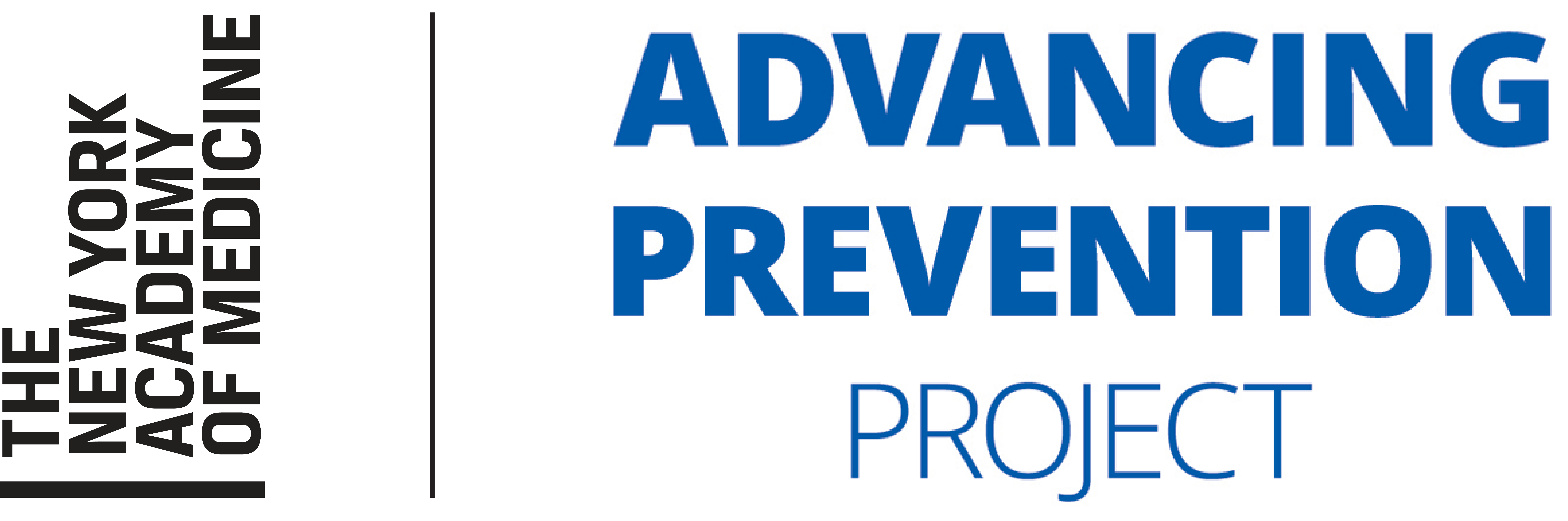 Advancing Prevention Project
