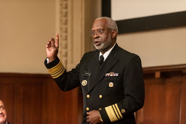 16th U.S. Surgeon General Dr. David Satcher