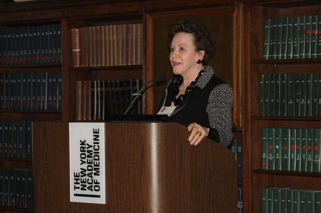 "February 22, 2016: The 2016 Howard Fox Memorial Lecture: ""Androgens and Hair Disorders,"" Wilma F. Bergfeld, MD, Professor of Dermatology and Pathology, Senior Dermatologist and Dermatopathologist, Cleveland Clinic"