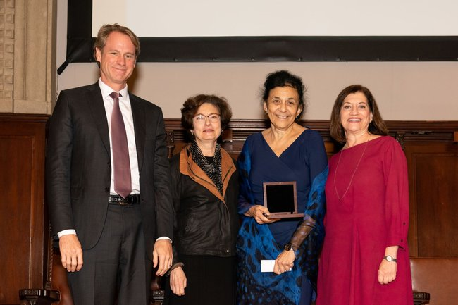 Award recipient Wafaa El-Sadr, MD