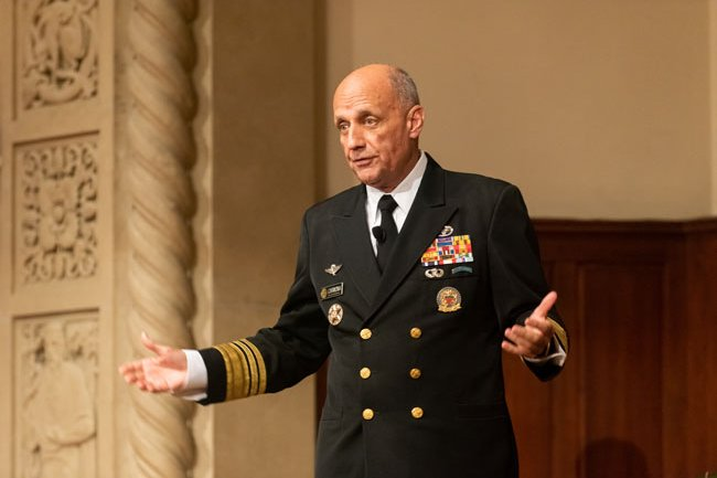 17th U.S. Surgeon General Dr. Richard Carmona