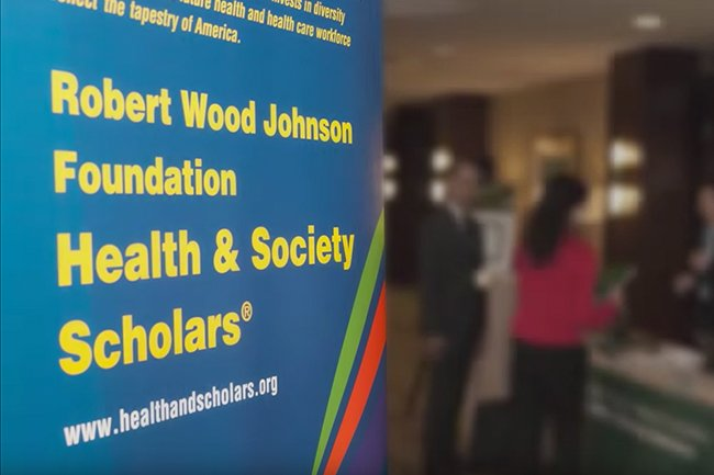 From the film: Creating Scholars for Population Health: A Celebration of the Robert Wood Johnson Foundation Health & Society Scholars Program