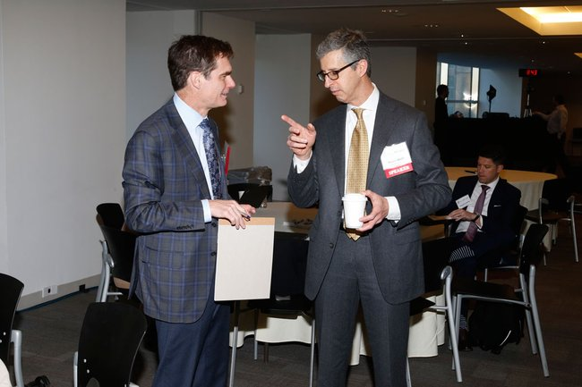 Jason Karlawish, University of Pennsylvania and Bruce Wolfe, BlackRock Retirement Institute
