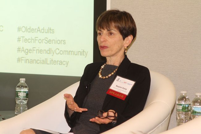 Naomi Karp, Consumer Financial Protection Bureau, Office of Older Americans