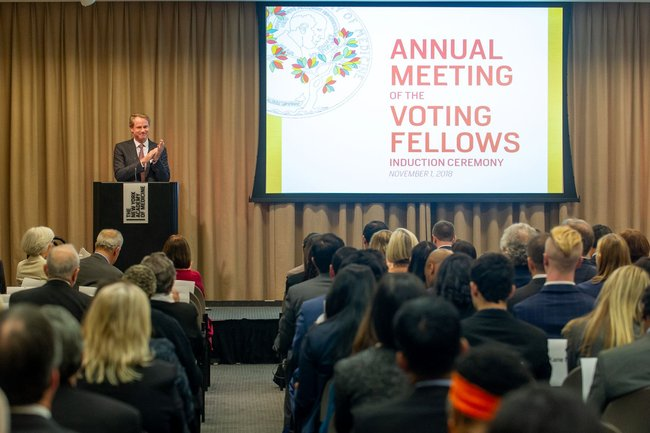 Annual Meeting of the Fellows