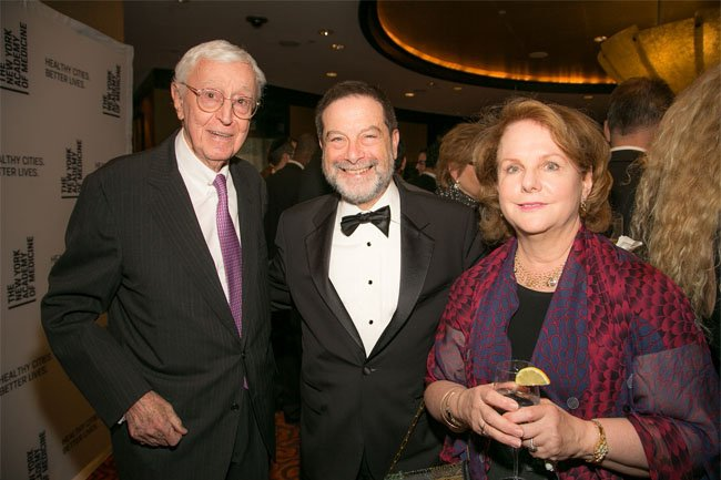 2016 Annual Gala New York Academy Of Medicine