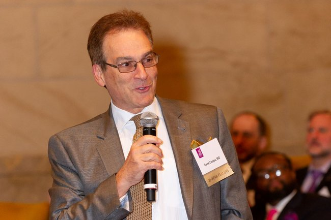 Gene Coppa, MD - 30 Year Fellow