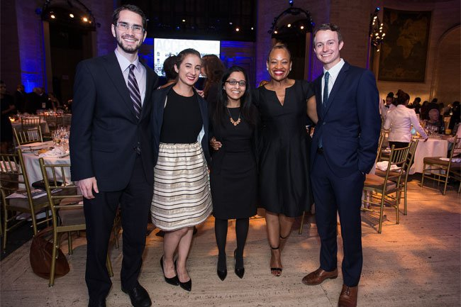 The Academy's 2018 Margaret E. Mahoney Fellows